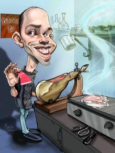 Mauro Parodi - Caricature