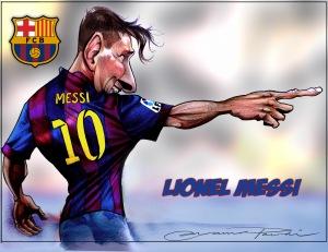 Mauro Parodi - Messi