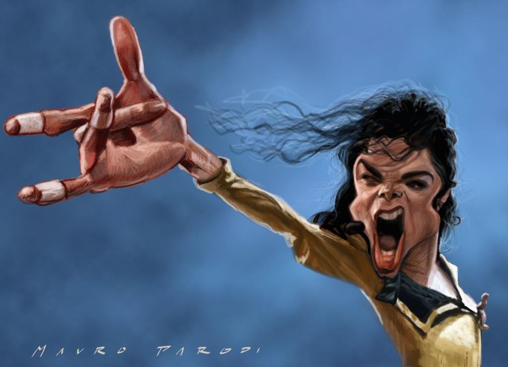 Mauro Parodi - Michael Jackson