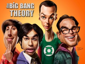 Mauro Parodi - The Big Bang Theory