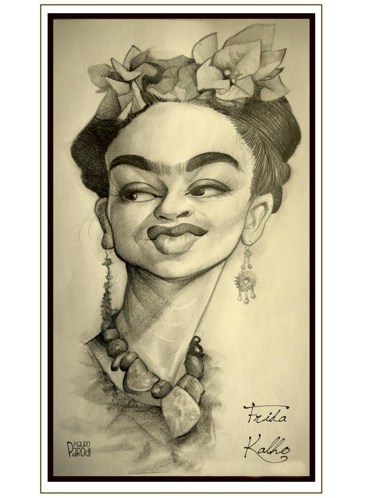 Mauro Parodi - Frida Kahlo